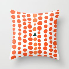 Mount Meru Throw Pillow