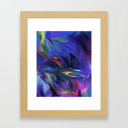 Abstract 032712A Framed Art Print