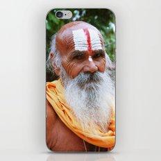 Saint smile iPhone & iPod Skin