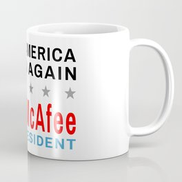 McAfee - Make America Clean Again Coffee Mug