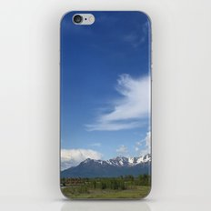 Knik River iPhone & iPod Skin