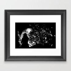 Samoonrai Framed Art Print
