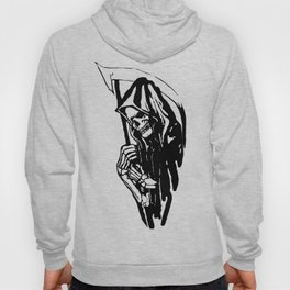 THE GRIM REAPER MR DEATH Hoody
