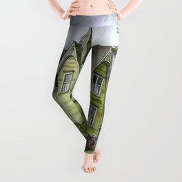 The Green Clapboard House Leggings