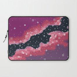 Pink Rift Galaxy (8bit) Laptop Sleeve