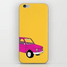 Vintage Cars iPhone Skin