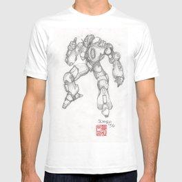 Mechanoid T-shirt