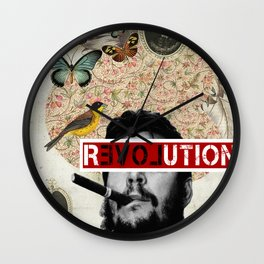 Public Figures Collection - Che Guevara Wall Clock