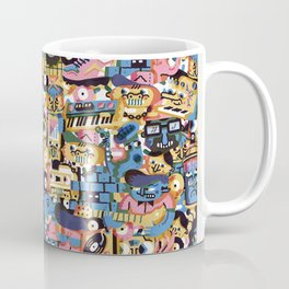 Members Only Coffee Mug