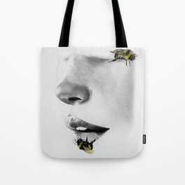 Do Not Disturb - The Moments of Calm Tote Bag