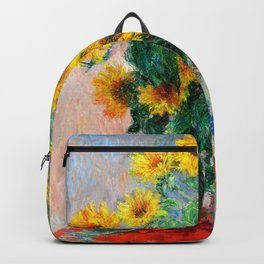 Bouquet of Sunflowers Backpack