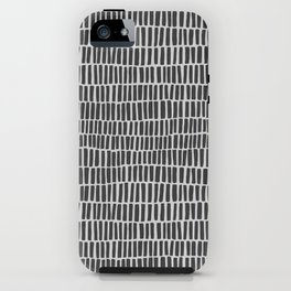 Lots of lines iPhone Case