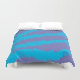 Blue-Purple Pattern Duvet Cover
