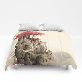 Revenge of the Nature VI: Sanctuary Comforters