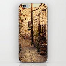 Omodos Cyprus Alley iPhone & iPod Skin