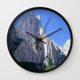 Huasteca Mexico Wall Clock