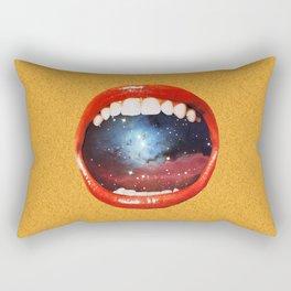 Taste Bud Regrowth Rectangular Pillow