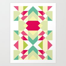Nu Create Art Print