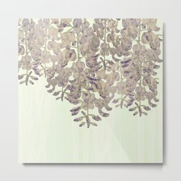 Wisteria - a thing of beauty is a joy forever Metal Print