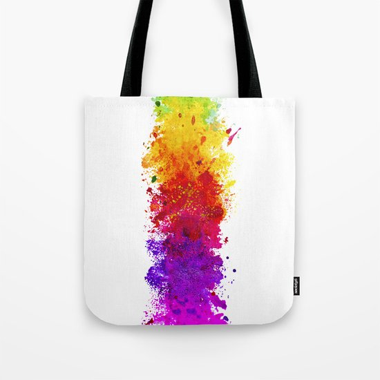 Color me blind Tote Bag