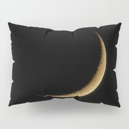 The Moon Sliver (Color) Pillow Sham