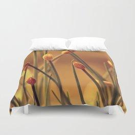 Allium 175 Duvet Cover