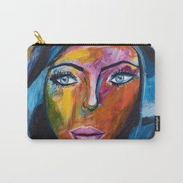 Powerful Woman Carry-All Pouch