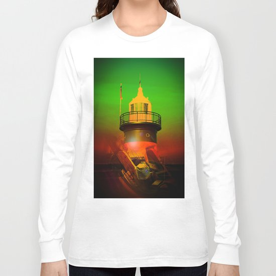 Lighthouse 4 Long Sleeve T-shirt