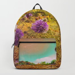'Its Better To Burn Out Then Fade Away' Backpack