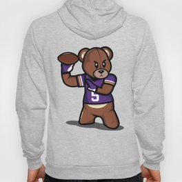 The Victrs - Teddy Football Hoody