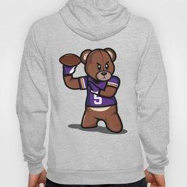 The Victrs - Teddy Football Hoody