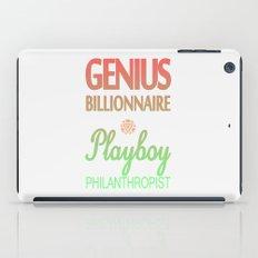 GENIUS TONY iPad Case