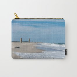 Good day at Rehoboth Beach Carry-All Pouch