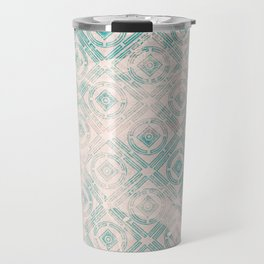 freestyle pattern Travel Mug