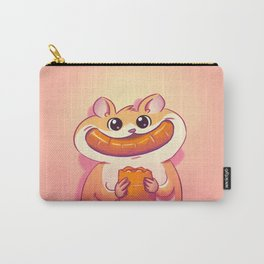 Hamster Happiness Carry-All Pouch