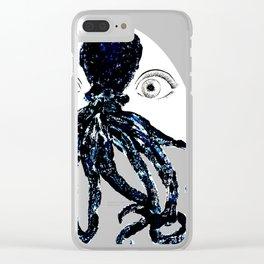 Kraken Clear iPhone Case