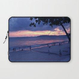 Sunset in Krabi Ao Nang Beach Laptop Sleeve