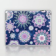 Folky SnowFlowers Laptop & iPad Skin