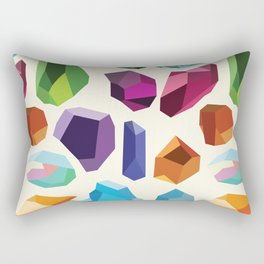 Gemstones Rectangular Pillow