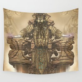 chieftain Wall Tapestry