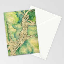 Connecting to Nature Stationery Cards