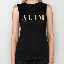 ALIM - A Latina in Museums Biker Tank