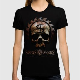 Sinister Visions Promo 2015 T-shirt