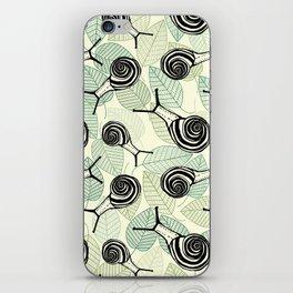 Snails iPhone Skin