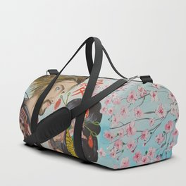 Twin Flame Duffle Bag
