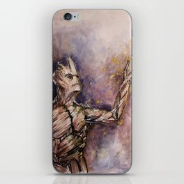 Groot iPhone Skin