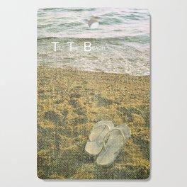 To The Beach Cutting Board