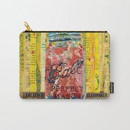Sangria mason Jar Carry-All Pouch