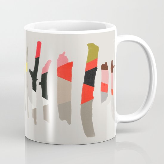 painted twigs 1 Mug