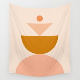 Abstraction_BALANCE_MODERN_Minimalism_Art_001 Wall Tapestry